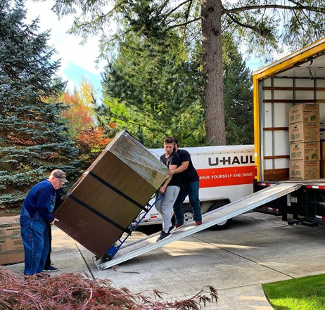 long distance moving services portland or