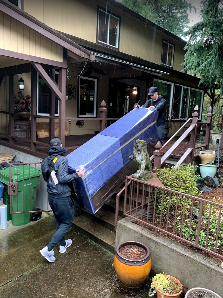 residential moving services portland or